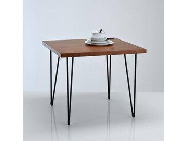 Table à manger carrée, esprit vintage, Watford LA REDOUTE INTERIEURS Noyer