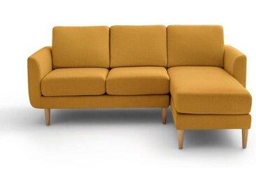Canapé d'angle, JIMI LA REDOUTE INTERIEURS Moutarde