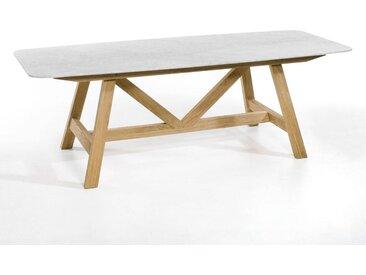Table marbre Buondi, design E. Gallina AM.PM Marbre Blanc