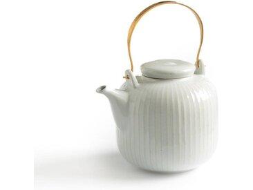 Théière en porcelaine, Ariane AM.PM Blanc