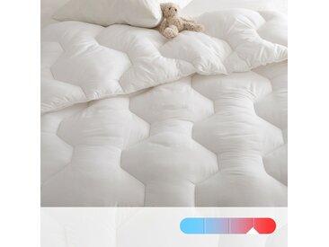 Couette Pratique 100% polyester qualité supérieureREVERIEBlanc
