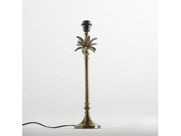 Pied de lampe à poser palmier Yvor LA REDOUTE INTERIEURS Laiton