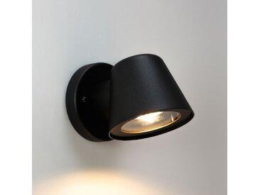 Applique indoor/outdoor Tobison AM.PM Noir