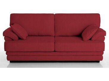 Canapé 2 ou 3 places, convertible, confort supérie LA REDOUTE INTERIEURS Rouge