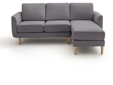 Canapé d'angle, JIMI LA REDOUTE INTERIEURS Gris Clair