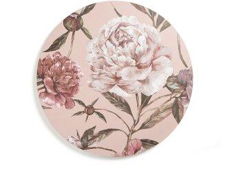 Lot de 2 sets de table, Garden LA REDOUTE INTERIEURS Rose