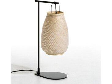 Lampe à poser Titouan, design E. Gallina AM.PM Naturel