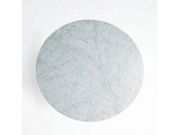 Plateau de table marbre Ø75 cm, Aradan AM.PM Marbre Blanc
