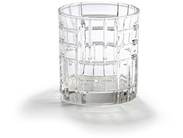 Lot de 4 verres à whisky, Highland LA REDOUTE INTERIEURS Transparent