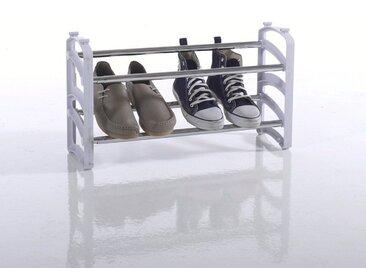 Range chaussures empilable AMPILE LA REDOUTE INTERIEURS Blanc