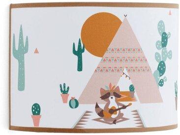 Applique enfant TIPI LA REDOUTE INTERIEURS Multicolore