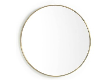 Miroir métal doré Ø80 cm, Caligone AM.PM Doré