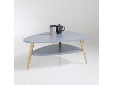 Table basse vintage double plateau, JIMI LA REDOUTE INTERIEURS Gris