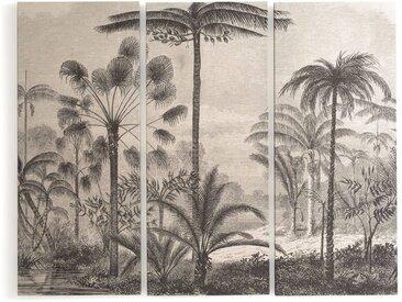 3 toiles Wekoso LA REDOUTE INTERIEURS Noir/Blanc