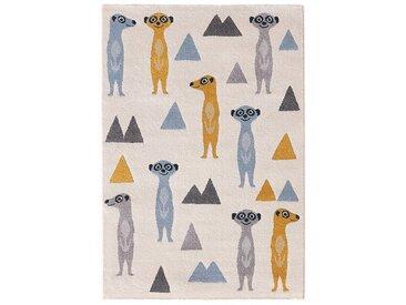 Tapis enfant motifs suricates, Suri LA REDOUTE INTERIEURS Multicolore