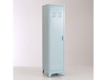 Armoire vestiaire américain métal, Hiba LA REDOUTE INTERIEURS Bleu