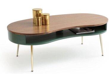 Table basse TOPIM LA REDOUTE INTERIEURS Vert/Noyer