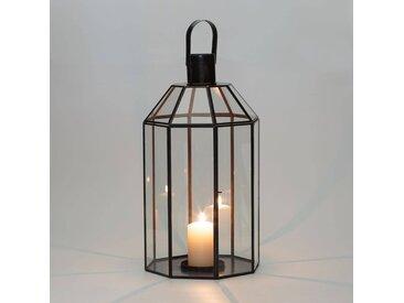 Lanterne H50 cm Dipavali AM.PM Laiton Vieilli