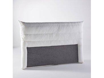 Tête de lit à housser H130 cm, Mereson AM.PM Blanc