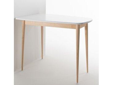 Table-bar 4-5 couverts, Jimi LA REDOUTE INTERIEURS Blanc