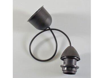 Câble électrique pour suspension, Baulind LA REDOUTE INTERIEURS Noir