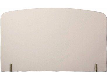 Tête de lit à recouvrir forme galbée, Gatine LA REDOUTE INTERIEURS Blanc Écru