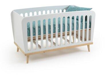 Lit bébé évolutif 3 en 1 JIMI LA REDOUTE INTERIEURS Blanc
