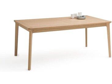 Table repas extensible chêne 6/10 couverts, Pully LA REDOUTE INTERIEURS Chêne