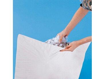 Enveloppe à garnir pour oreiller LA REDOUTE INTERIEURS Blanc