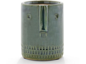 Cache-pot céramique Ø12 cm, Sakina AM.PM Vert