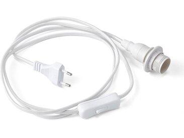 Kit électrique E14 AM.PM Blanc