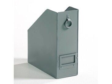 Porte-dossier métal, Henry AM.PM Kaki