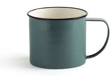 Lot de 4 tasses en métal, Octave LA REDOUTE INTERIEURS Vert De Gris
