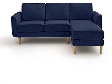 Canapé d'angle, JIMI LA REDOUTE INTERIEURS Bleu Nuit