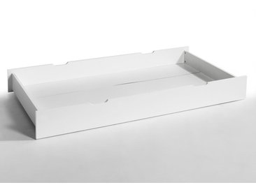 Lit-tiroir, Pilha AM.PM Blanc