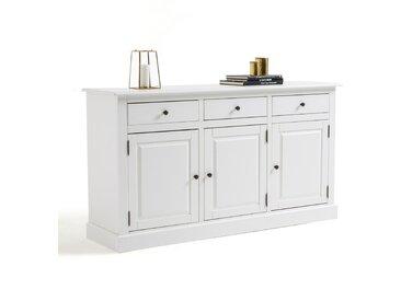 Buffet, 3 portes 3 tiroirs, Authentic Style LA REDOUTE INTERIEURS Blanc