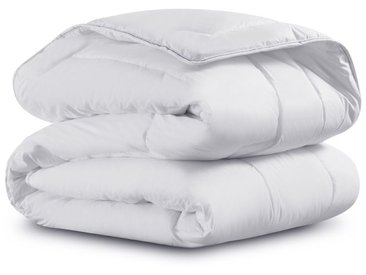 Couette Simmons 400g/m2 fibres MICROGELSIMMONSBlanc