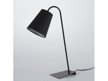 Lampe à poser design métal, Pactus LA REDOUTE INTERIEURS Noir