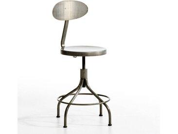 Chaise haute métal, Alliage AM.PM Acier