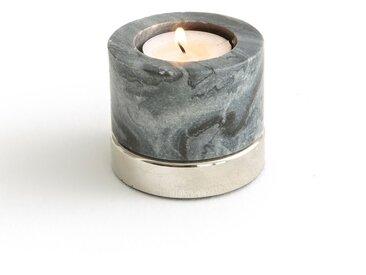 Bougeoir en marbre FITIA LA REDOUTE INTERIEURS Marbre Noir