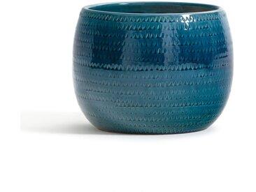 Cache-pot céramique Ø30 x H23 cm, Joanis AM.PM Bleu