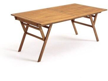 Table de jardin à allonge, Ramaldi LA REDOUTE INTERIEURS Acacia
