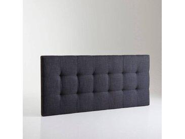 Tête de lit, capitonnée, style contemporain, Numa LA REDOUTE INTERIEURS Gris Anthracite