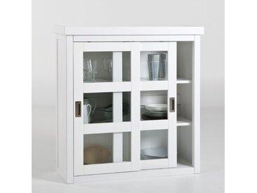 Vaisselier, 2 portes coulissantes, Inqaluit LA REDOUTE INTERIEURS Blanc