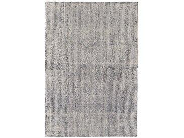 Tapis berbère en laine Narva LA REDOUTE INTERIEURS Ecru/Bleu