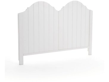Tête de lit 1 ou 2 pers., GRIMSBY LA REDOUTE INTERIEURS Blanc