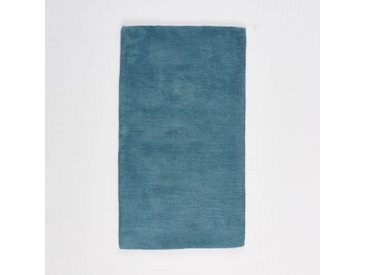 Descente de lit coton tufté Renzo LA REDOUTE INTERIEURS Bleu Canard