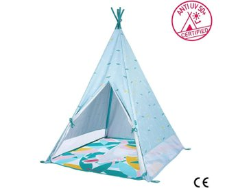 Tipi jungle in and out anti uvBADABULLEBleu