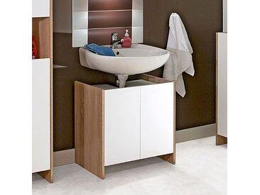 Meuble sous-lavabo, 2 portes, Banero LA REDOUTE INTERIEURS Chêne