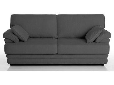 Canapé 2 ou 3 places, fixe, confort supérieur, mic LA REDOUTE INTERIEURS Gris Anthracite